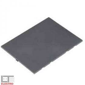 ETK44112T Вставка декоративная прямоугольная в крышку лючка Ultra Серая