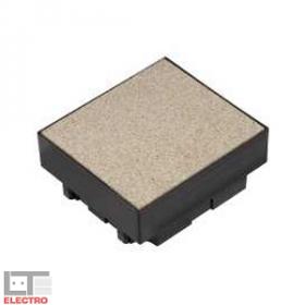 ETK44834 Коробка установочная для лючка напольного на 4 механизма ULTRA Schneider Electric
