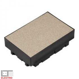 ETK44836 Коробка установочная для лючка напольного на 6 механизмов ULTRA Schneider Electric