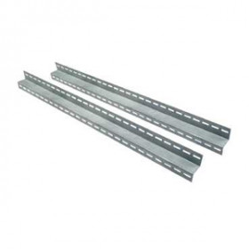 13938  Лоток для прокладки кабеля за щитом(комплект 2шт)  1 метр KAEDRA