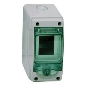 13975 Щит Kaedra IP65 Schneider Electric 3 модуля 1 ряд
