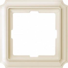 Рамка 1-ая Merten Antique Бежевый MTN483144 IP20