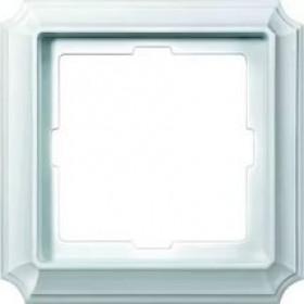 Рамка 1-ая Merten Antique Белый MTN483119 IP20
