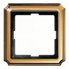 Рамка 1-ая Merten Antique Золото MTN483121 IP20