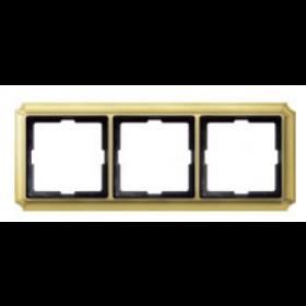 Рамка 3-ая Merten Antique Золото MTN483321 IP20