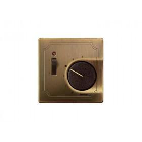 Накладка Merten System Design Античная латунь MTN539743