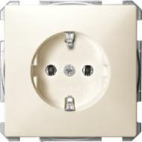 Розетка Merten System Design Бежевый MTN2301-4044 IP20