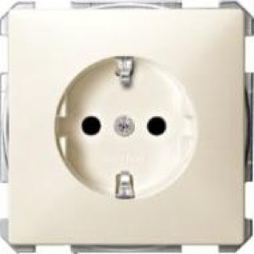 Розетка Merten System Design Бежевый MTN2300-4044 IP20