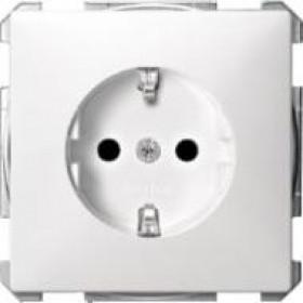 Розетка Merten System Design Белый MTN2300-4019 IP20