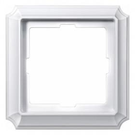 Рамка 1-ая Merten Artec Полярно-Белый MTN481119 IP20