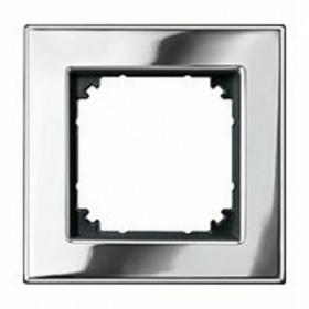 Рамка 1-ая Merten M-Elegance Хром MTN403139 IP20