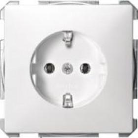 Розетка Merten System Design Белый MTN2301-4019 IP20