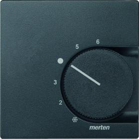 Накладка Merten System M Антрацит MTN536214