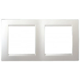 Рамка 2-ая Simon 15 Белый 1500620-030 IP20