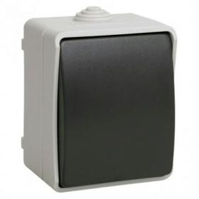 ВС20-1-0-ФСр Выключатель IP54 одноклавишный IEK Форс EVS10-K03-10-54-DC
