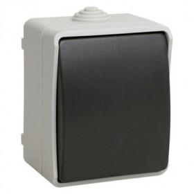 ВСк20-1-0-ФСр Кнопка одноклавишная IP54 IEK Форс EVS13-K03-10-54-DC