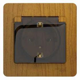 Розетка Schneider Electric Glossa Дуб GSL000546 IP20