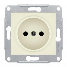 Розетка Schneider Electric Sedna Бежевый SDN2900147 IP20