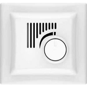 Термостат Schneider Electric Sedna Белый SDN6001121 IP20 комнатный с рамкой