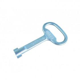 Ключ для электрошкафа с двойной бородкой Провенто KY 5 DB.Z