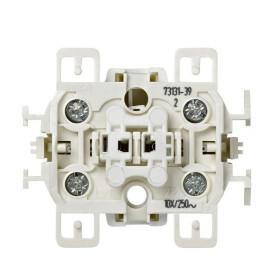 Механизм выключателя Simon 73 Loft 73131-39 IP20 одноклавишный двухполюсный