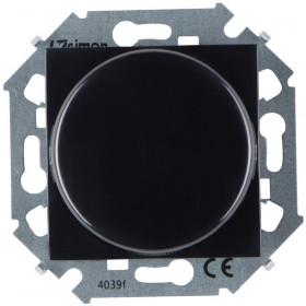 Диммер Simon 15 Черный 1591794-032 поворотно-нажимной электронн. для устройств 1-10 В