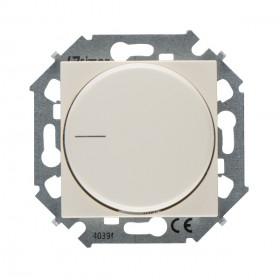 1591796-031 Диммер поворотный для светодиодных диммируемых ламп 5-215 Вт Simon 15 Слоновая кость