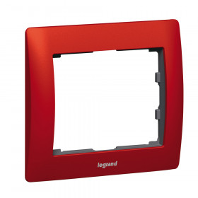 Рамка 1-ая Legrand Galea Life Magic Red GL 771901 IP20