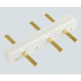 AC11 Блок соединительный 3-х контактный для розеток К11 Simon Connect K45
