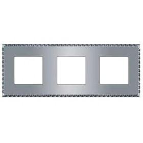 Рамка 3-ая Fede Toledo Bright Chrome FD01213CB IP20