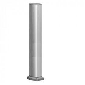 ISM20202 Мини-колонна 2-сторонняя 0,70 м на 24 механизма 45*45мм(OptiLine 45), Алюминий