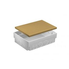 ISM50330 Коробка для заливки  в бетон для лючка на 6 и 8 механизмов (OptiLine 45)