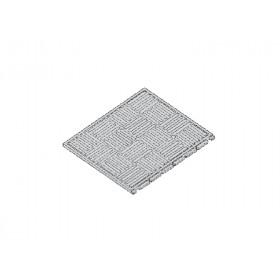 Вставка для крышки люка Q2 (Q2SKDZ Q2 SEK S5B 7011) полиамид 5 мм, Серый 30802.1