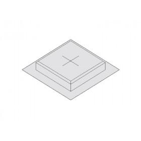 MHK E4 050 Коробка под заливку для люка E4, высота 50мм