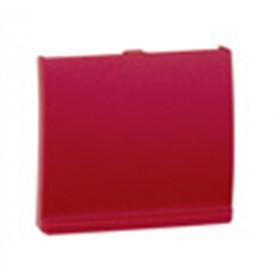 Крышка Simon 44 Aqua Красный 4400092-037
