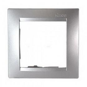 1500610-033 Рамка 1-ая Simon 15 Алюминий