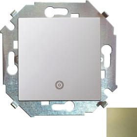 Кнопка Simon 15 с пиктограммой шампань 1591150-034
