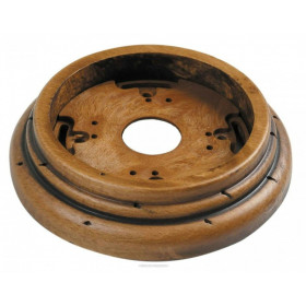 Рамка 1-ая Fontini Garby Dimbler Старое дерево 30801212 IP20
