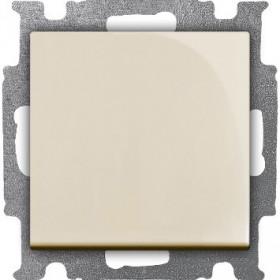 Выключатель ABB Basic 55 Слоновая кость 1012-0-2146 IP20 1-клавишный