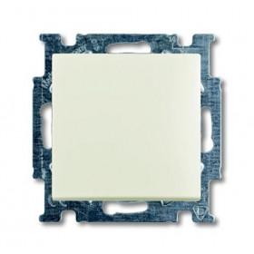 Выключатель ABB Basic 55 Бежевый 1012-0-2184 IP20 1-клавишный