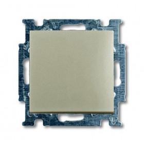 Выключатель ABB Basic 55 Шампань 1012-0-2164 IP20 1-клавишный