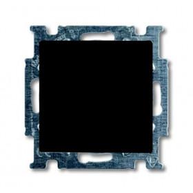 Выключатель ABB Basic 55 Черный 1012-0-2174 IP20 1-клавишный