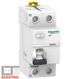 A9R50225 Выключатель диф.тока(УЗО) iID K 2-полюса 25А 30мА тип AC