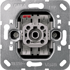 010600 Механизм Переключателя 1-клавишного Gira