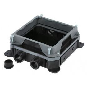 15913.23 Коробка под заливку для люка Q02, высота 60-75 мм
