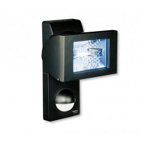 632014 HS 152 XENO Галогенные прожектор R7s 150Вт с датчиком движения, угол 180гр, ЧЁРНЫЙ