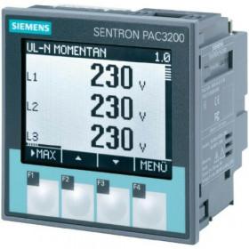 7KM21120BA003AA0 Устройство измерения SENTRON PAC3200, управ. 95-240V AC/110-340V DC, винт