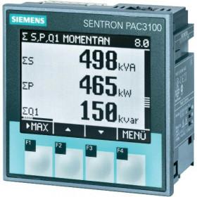 7KM31330BA003AA0 Устройство измерения SENTRON PAC3100, управ. 100-240V AC/110-250V DC, винт