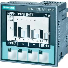 7KM42120BA003AA0 Устройство измерения SENTRON PAC4200, управ. 95-240V AC/110-340V DC, винт