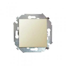 1591101-031 Выключатель одноклавишный Simon 15 Слоновая кость IP20